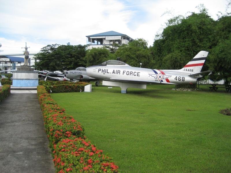 Philippine Air Force Museum, Manila Img_9819