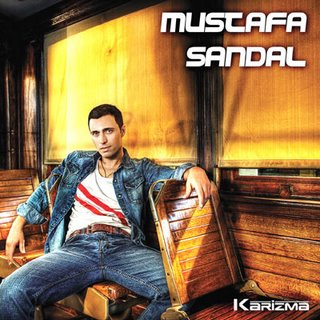 Mustafa Sandal - Karizma Front10