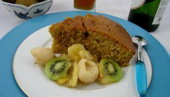 Gâteau au yaourt à la grecque 7546310
