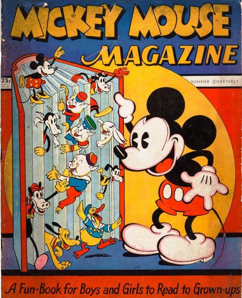 Mickey par Iwerks, Gottfredson et les autres - Page 5 Mmm10