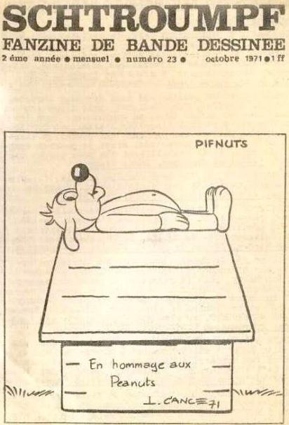 """La saga """"Peanuts"""" - Page 3 Pc10"""