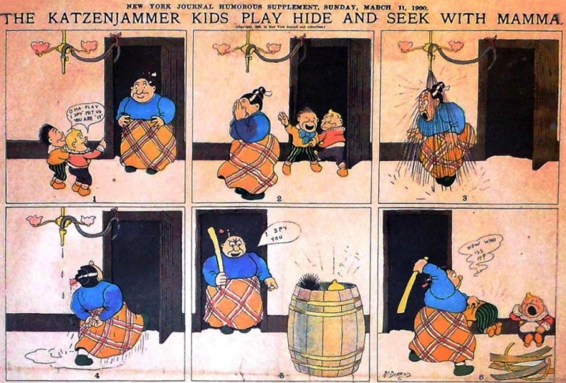 The Katzenjammer Kids (Pim Pam Poum) - Page 2 Tkk410