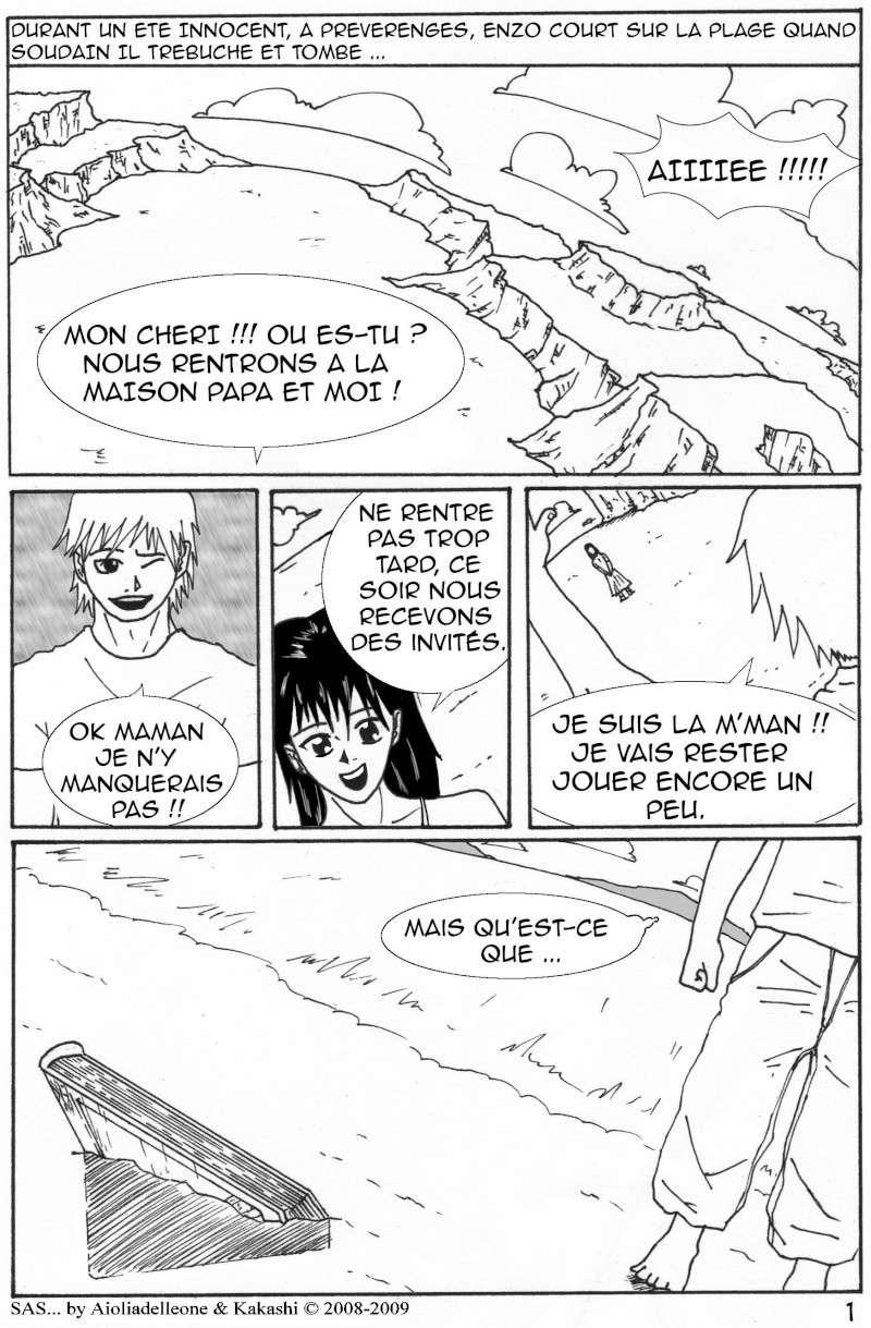 [SI J'AVAIS SU...] par Aioliadelleone & Kakashi Page113
