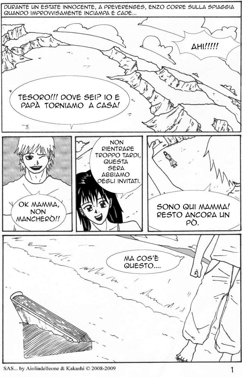 [SI J'AVAIS SU...] par Aioliadelleone & Kakashi Page115