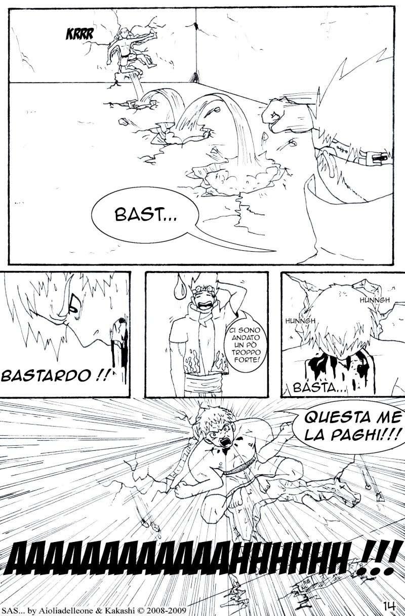 [SI J'AVAIS SU...] par Aioliadelleone & Kakashi Page_113