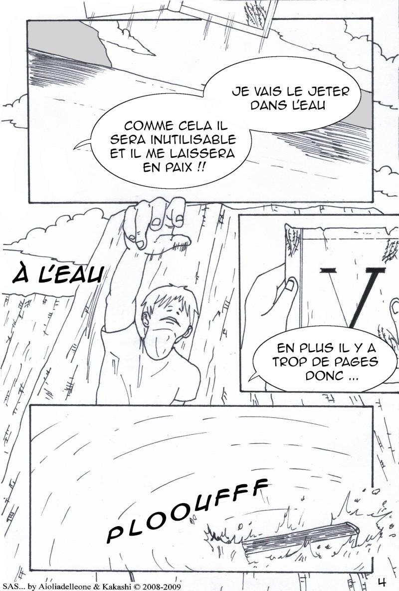 [SI J'AVAIS SU...] par Aioliadelleone & Kakashi Page_412