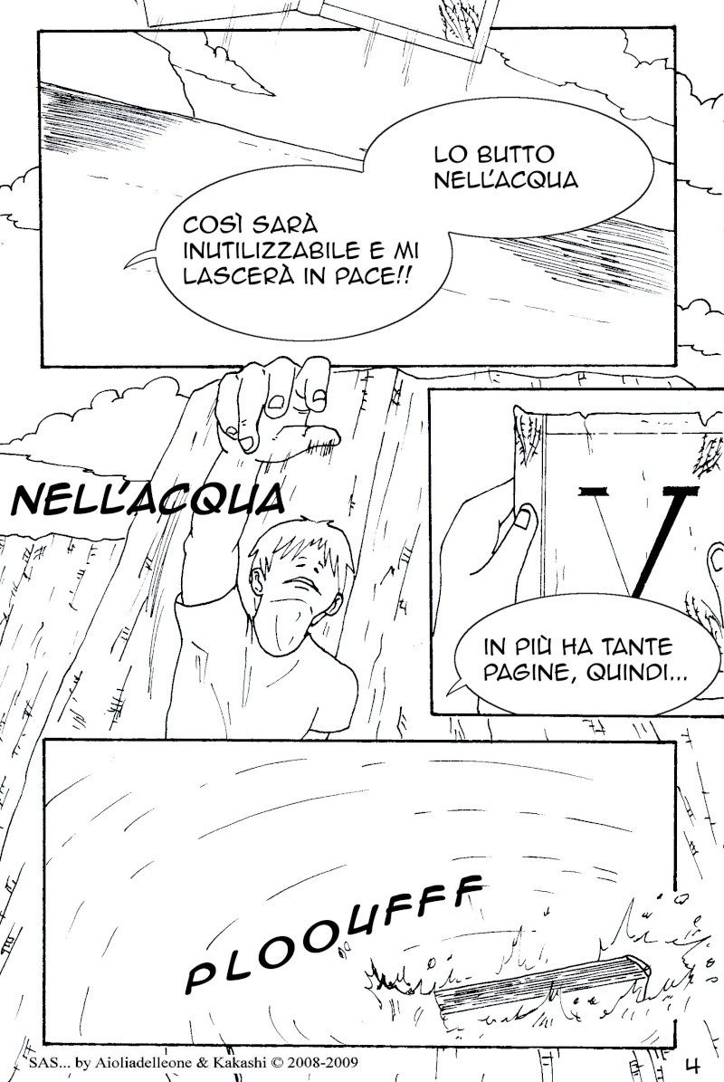 [SI J'AVAIS SU...] par Aioliadelleone & Kakashi Page_413