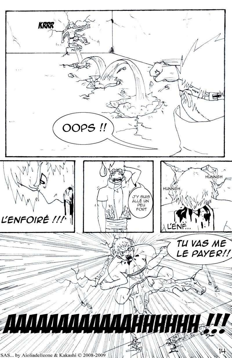 [SI J'AVAIS SU...] par Aioliadelleone & Kakashi Pages_26
