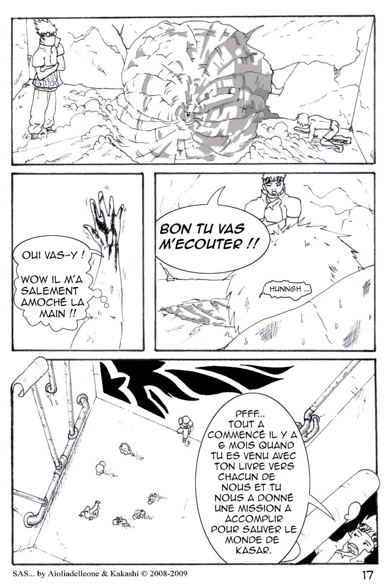 [SI J'AVAIS SU...] par Aioliadelleone & Kakashi Pages_35