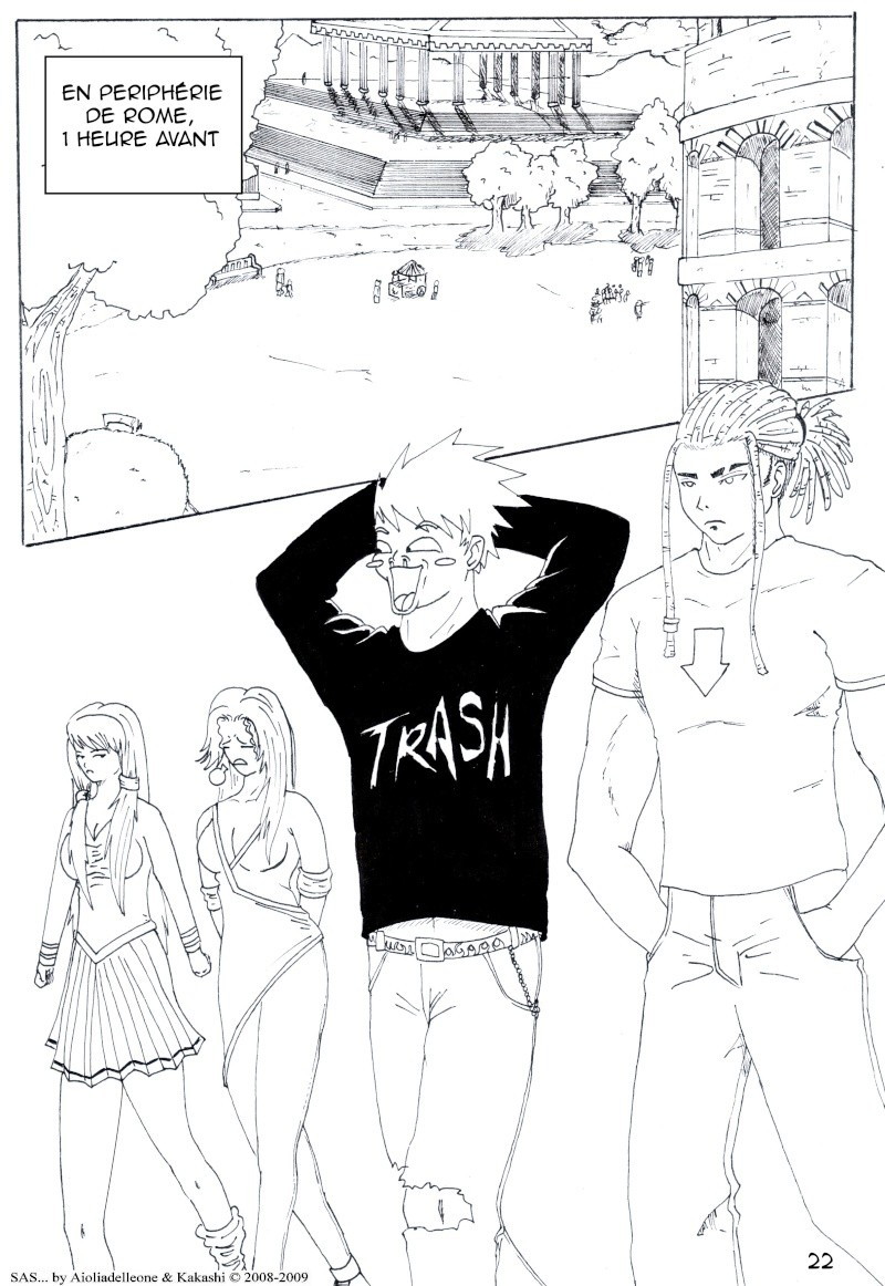[SI J'AVAIS SU...] par Aioliadelleone & Kakashi Pages_39
