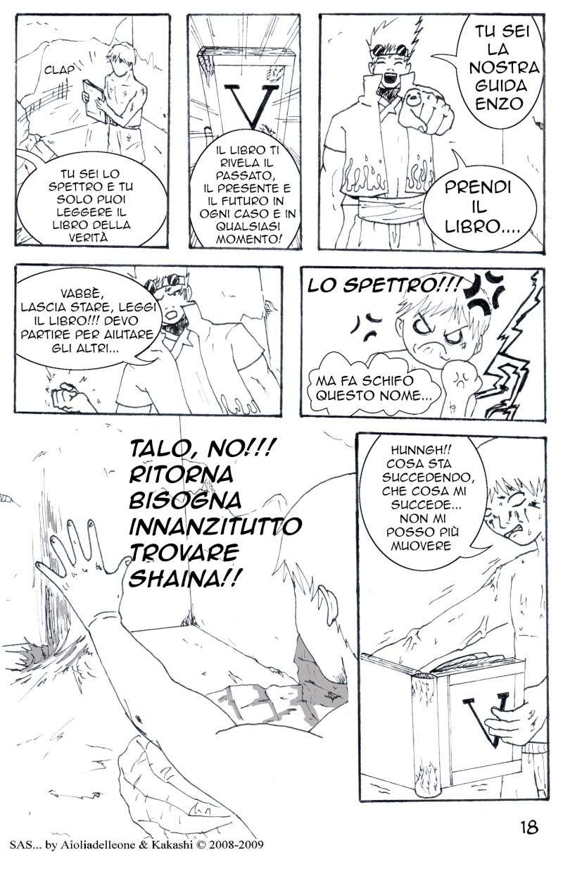 [SI J'AVAIS SU...] par Aioliadelleone & Kakashi Pages_45