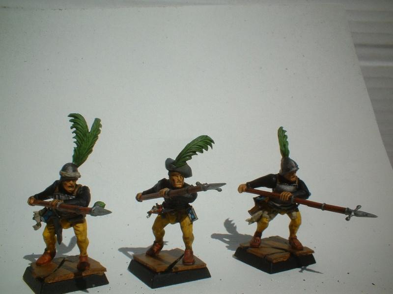 First mordheim/ADHQ models done - Averlanders Mounta11