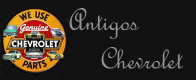 Antigos chevrolet