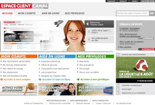 GUIDE Les Chaînes Canal+ / CanalSat Client14