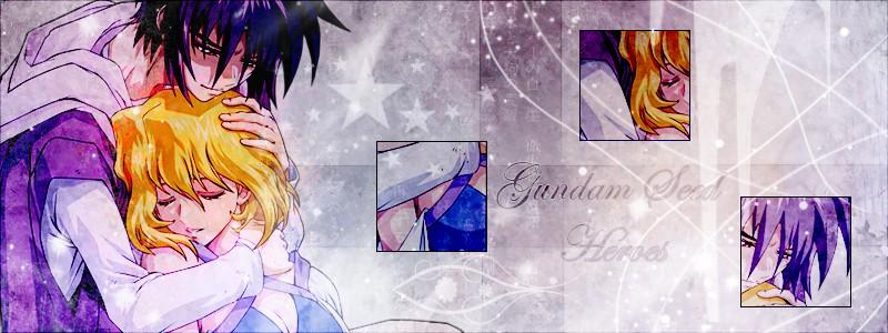 Gundam Seed Heroes Version 2