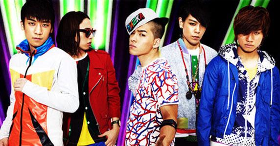 Big Bang - Gara Gara Go debuts at Number 3 20090710