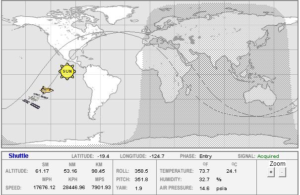 [STS-119] Discovery : retour sur Terre (19h14 GMT / 20h14 Paris) - Page 3 Juj10