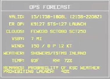 [STS-127: Endeavour] Lancement : tentative 6 (15/07 à 22h03 GMT) - Page 18 Meteo10