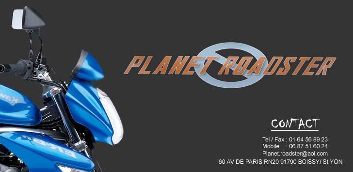 Planet roadster