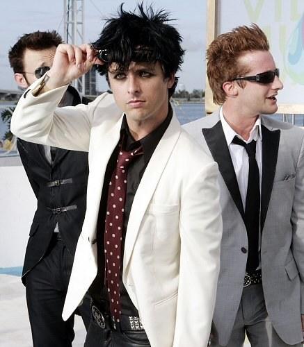 Green Day Green-10
