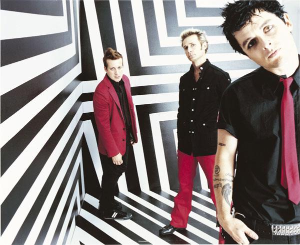 Green Day Photo410