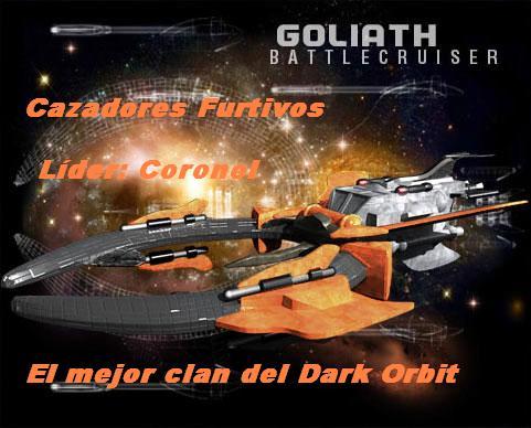 Dark Orbit Cazadores Furtivos!