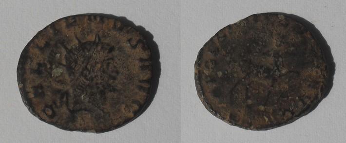Antoninien de Gallien au centaure à droite Gallie10