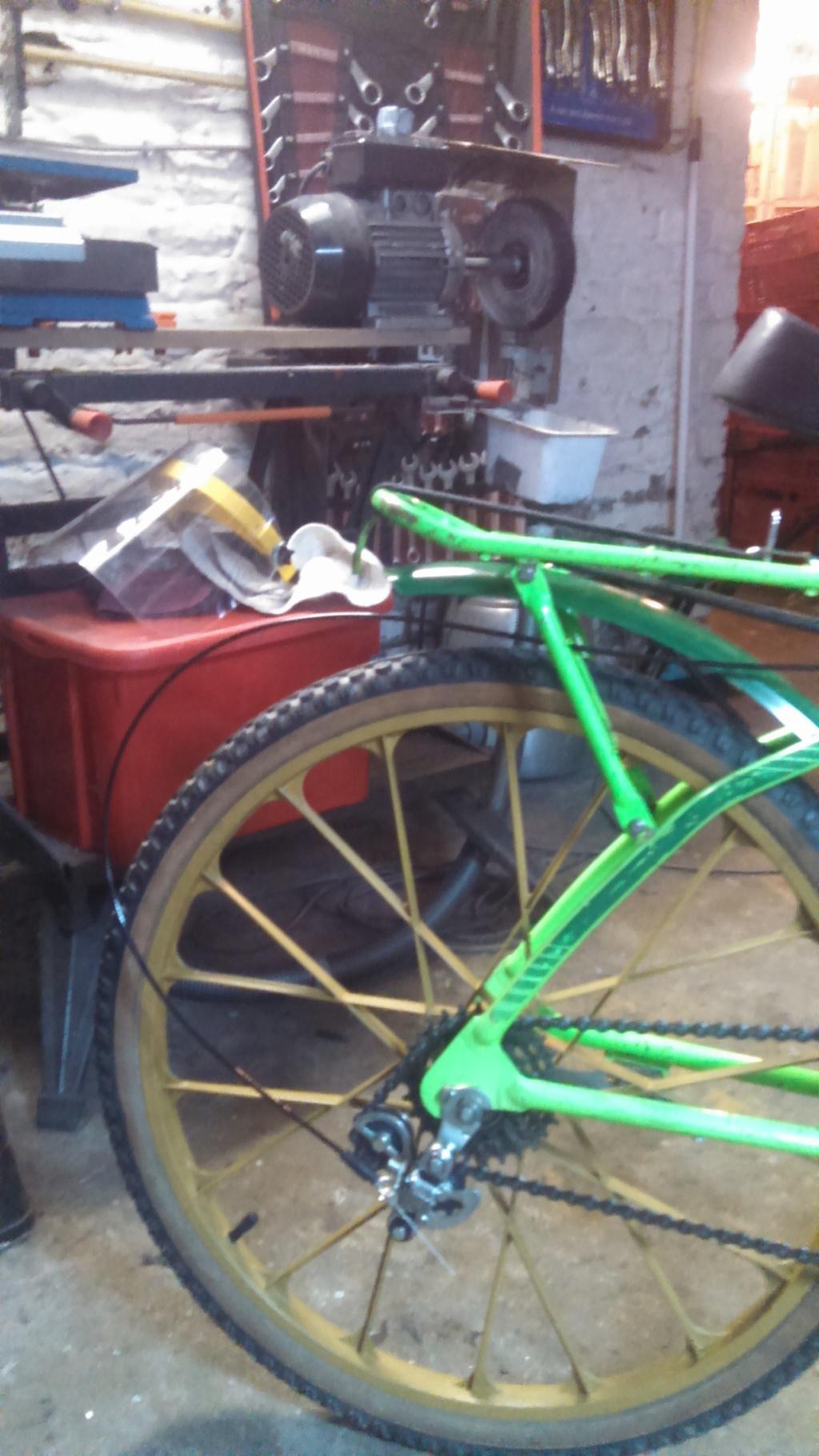 Motobécane  vélover  renseignement  Velove15