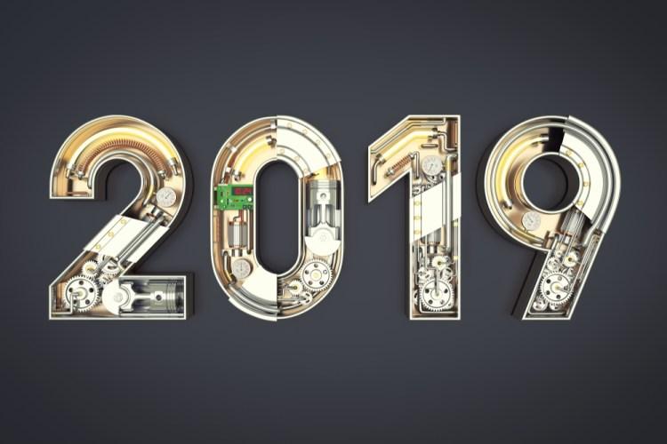 Bonne et heureuse année 2019 les Slideurs 20182010