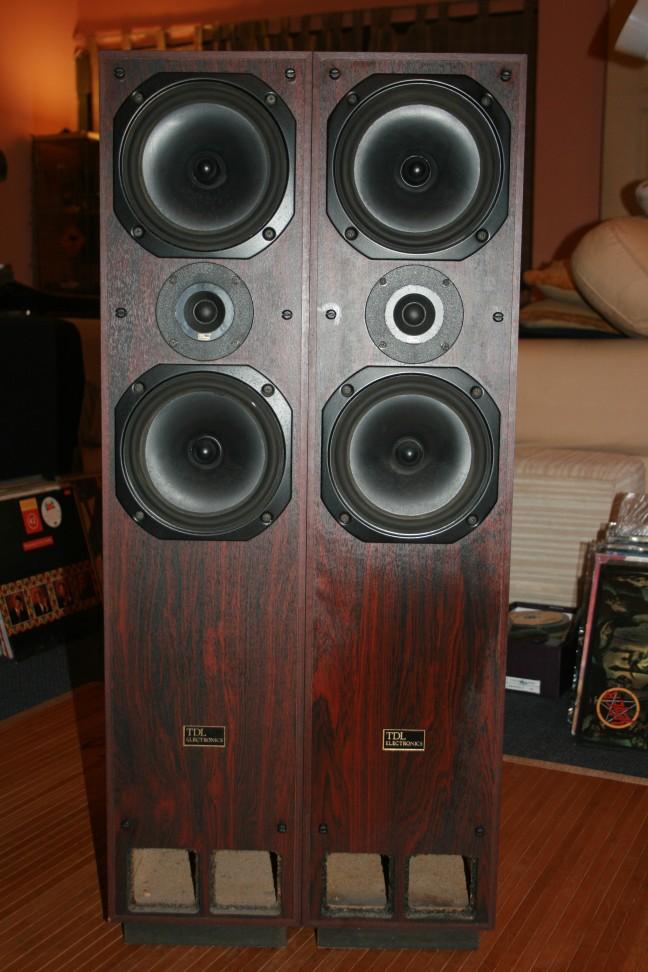 TDL RTL3 speakers (Used)
