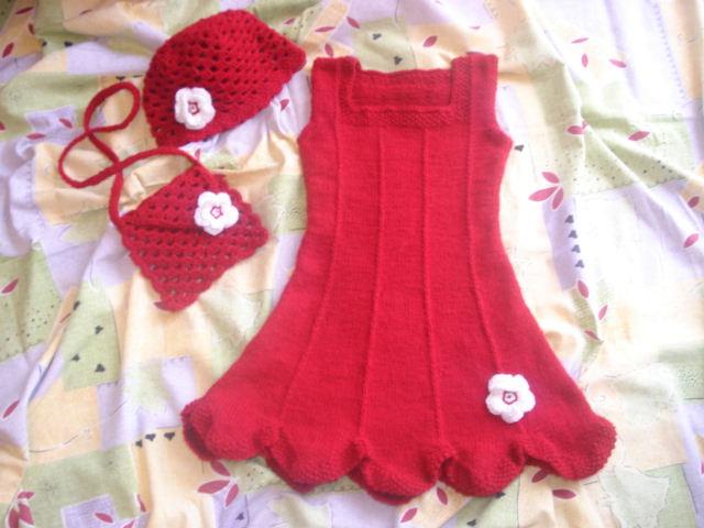 Tricotaje manuale pentru copii Dsc00410