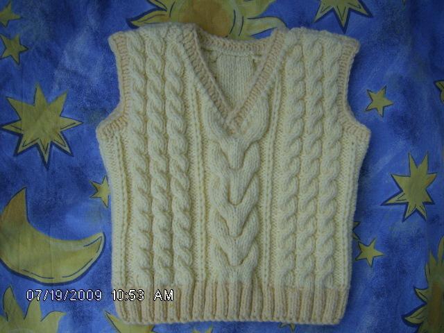 Tricotaje manuale pentru copii Hpim1010