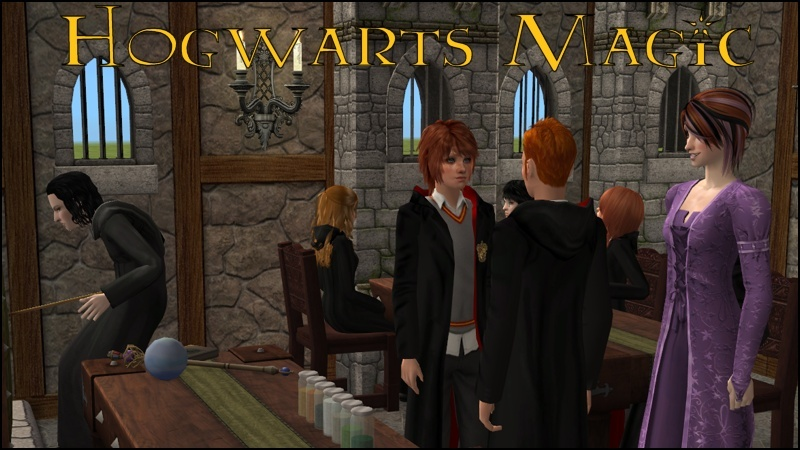 HMR(Hogwarts Magic Rpg)