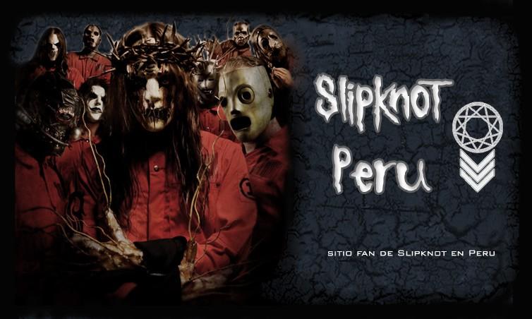 Slipknot Perú