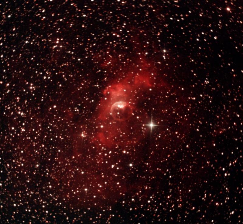 DEBUT ASTROPHOTO NGC 7635 Ngc76311