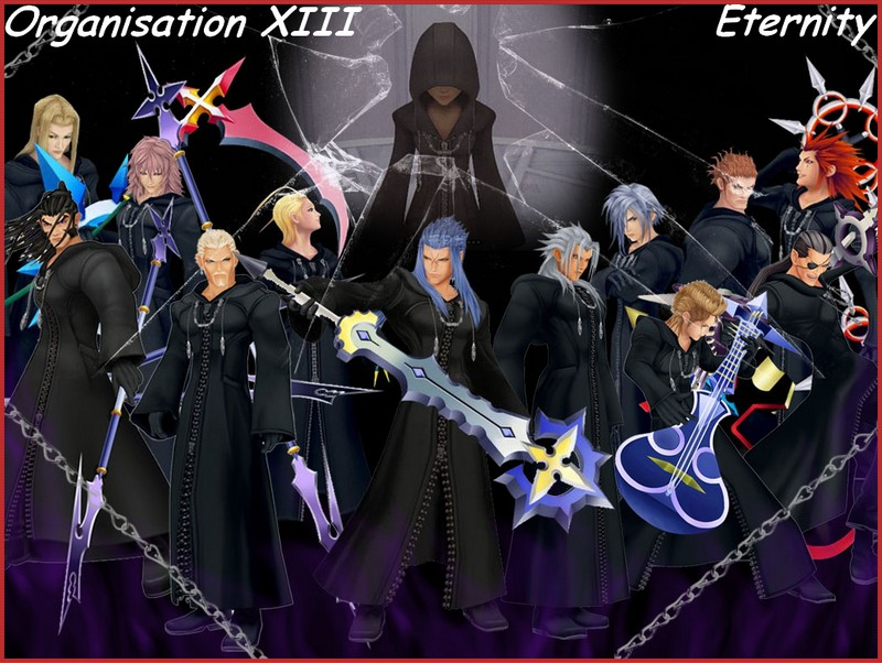 Organisation XIII Eternity