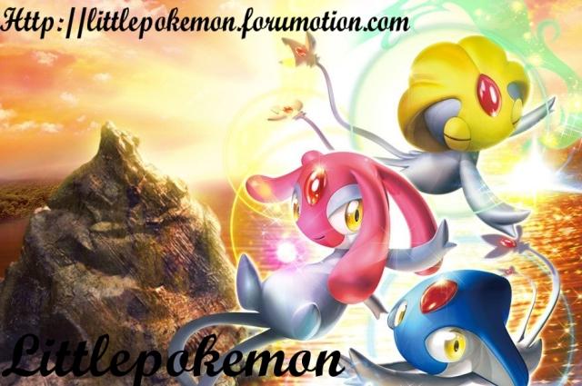 Little Pokemon