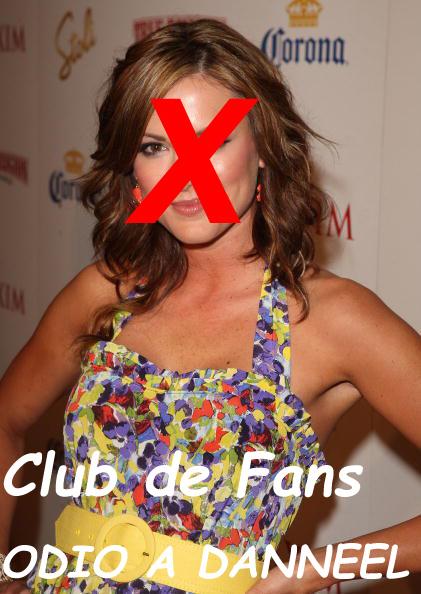 Club de Fans ODIO A DANNEEL HARRIS Sd10