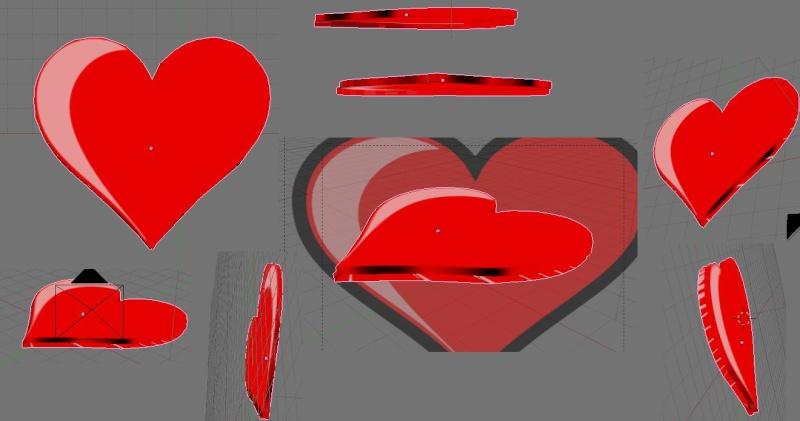 My Fail heart o.o Heart11