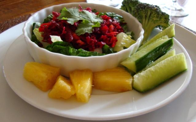 Salade de betterave et de carotte à l'orientale de Messidor 6_sala12