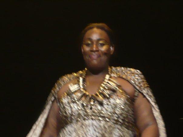 Cléopâtre : Le 26 avril 2009 au Palais des sports 3090_714