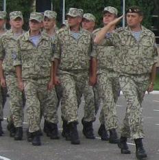 Belarussian camouflage 1110