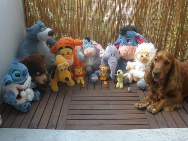 La dollhouse de mes puces Disney10