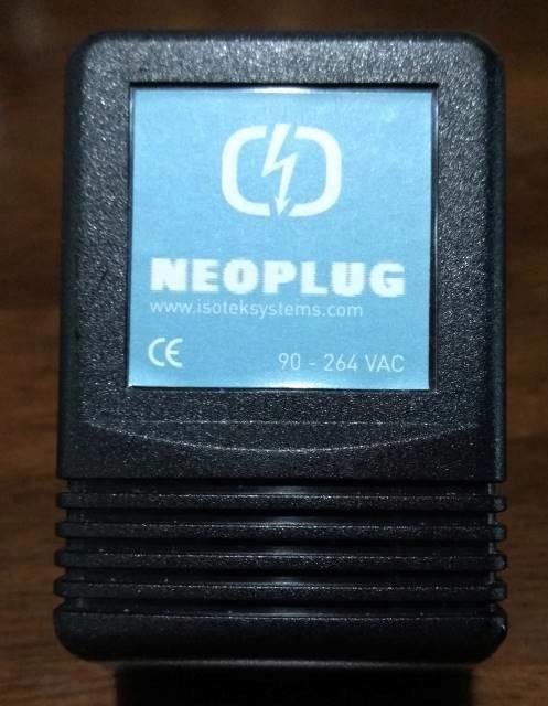 Isotek Neoplug UK Socket with original packing(Used) sold Neoplu14
