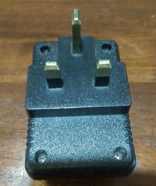 Isotek Neoplug UK Socket with original packing(Used) sold Neoplu15
