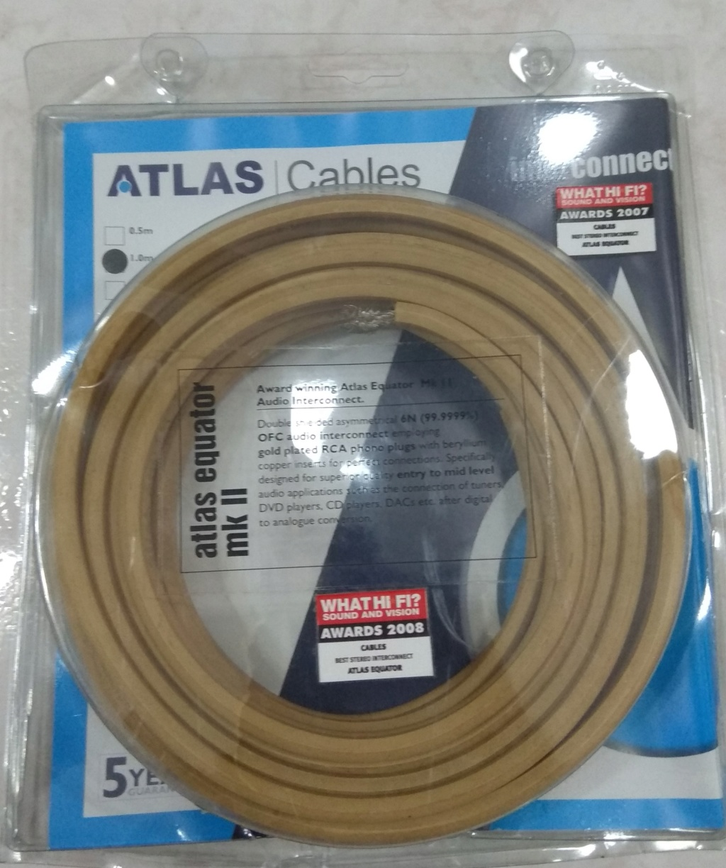 Van Den Hul CS122 Hybrid Speaker Cable 2.3meter pair (Used) Vdhcs112