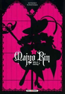 Shojo: Majyo Rin - Witch Dating - Série [Yoneyama, Setsuko] Majyo-10