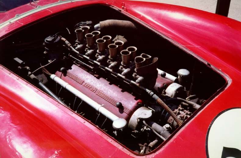 Ferrari 250 TR Ninco 25020t10