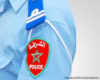 الأمن الوطني يحث رجاله على إبراز مواهبهم 44k10