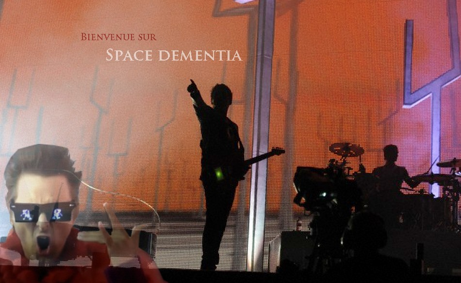 Space Dementia in YOUR eyes